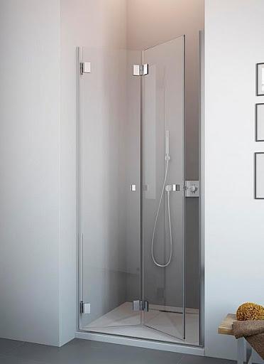 двери гармошки для ванной